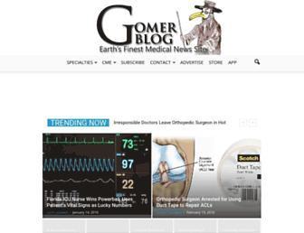 Thumbshot of Gomerblog.com