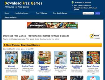 Thumbshot of Download-free-games.com