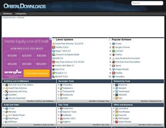 orbitaldownloads.com screenshot