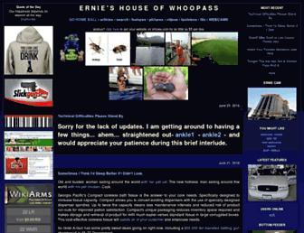 Ernies house of whoop