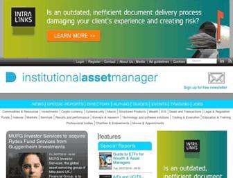 institutionalassetmanager.co.uk screenshot