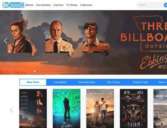 tvseans.com screenshot