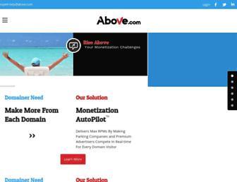 Thumbshot of Above.com