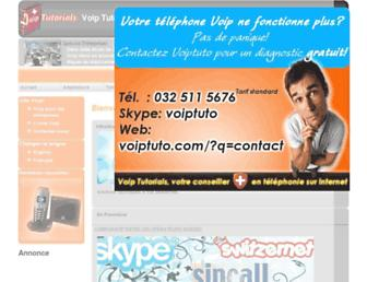voiptuto.com screenshot