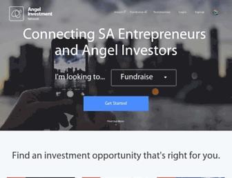 investmentnetwork.co.za screenshot