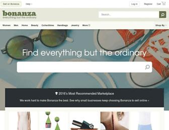 Thumbshot of Bonanza.com
