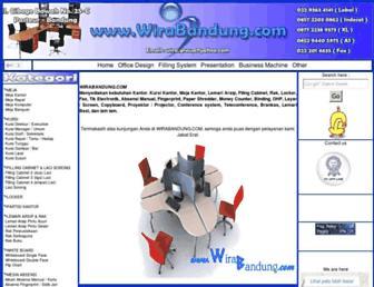 wirabandung.com screenshot