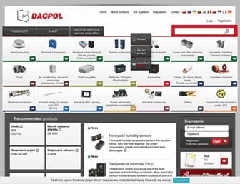 Thumbshot of Dacpol.eu