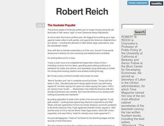 Thumbshot of Robertreich.org