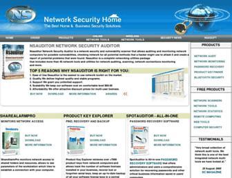 networksecurityhome.com screenshot