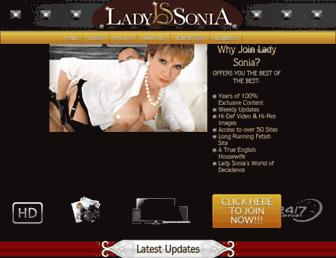 Thumbshot of Lady-sonia.com