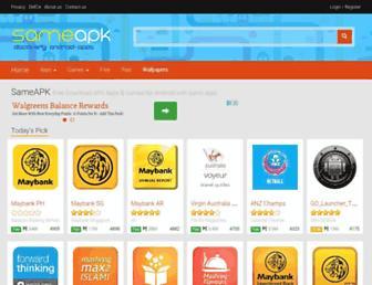 sameapk.com screenshot