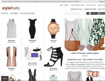 Thumbshot of Stylefruits.co.uk