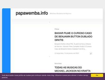 papawemba.info screenshot