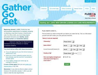 Thumbshot of Gathergoget.com