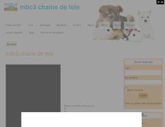mbc3pourenfants.e-monsite.com screenshot