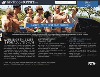 Thumbshot of Nextdoorbuddies.com