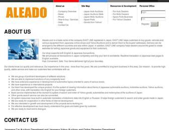 Thumbshot of Aleado.com