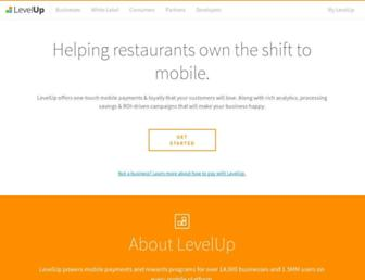 Thumbshot of Thelevelup.com