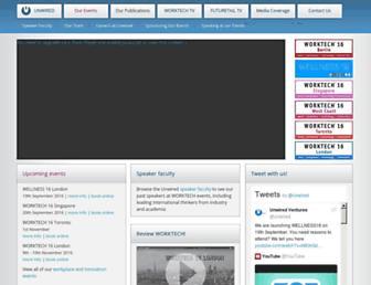 unwired.eu.com screenshot