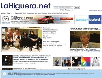 lahiguera.net screenshot