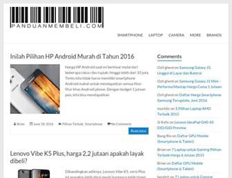 panduanmembeli.com screenshot