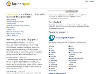 ppa.launchpad.net screenshot