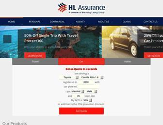hlas.com.sg screenshot