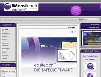 easisoft.de screenshot