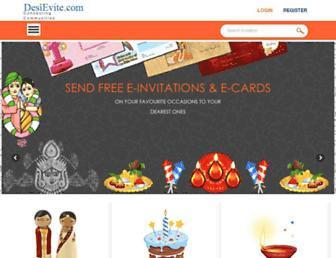 desievite.com screenshot