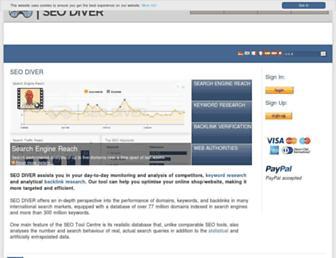 Thumbshot of Seodiver.com