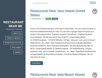 restaurantsnear-me.com screenshot