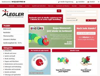 legler-online.com screenshot