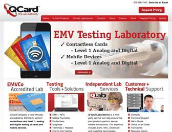 q-card.com screenshot