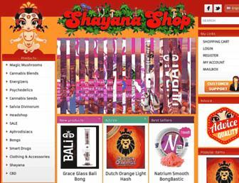 Thumbshot of Shayanashop.com