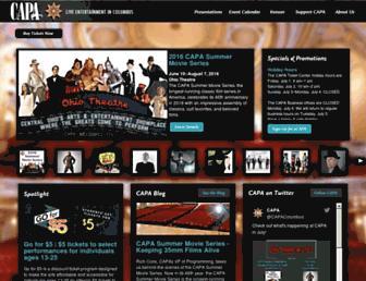 capa.com screenshot