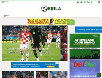 brila.net screenshot