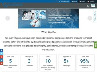 valgenesis.com screenshot