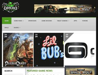 droidgamers.com screenshot