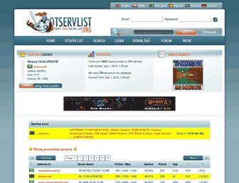 Thumbshot of Otservlist.org