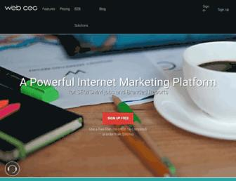 Thumbshot of Webceo.com
