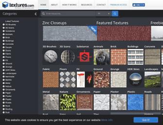 textures.com screenshot