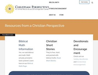 christianperspective.net screenshot