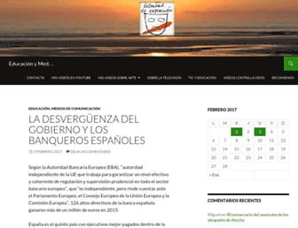 antoniocampuzano.es screenshot