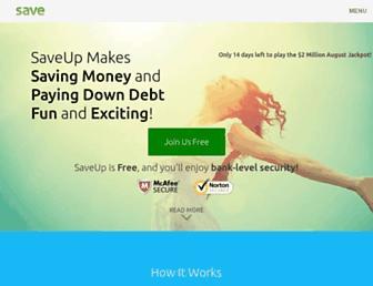 Thumbshot of Saveup.com