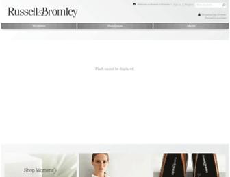 Thumbshot of Russellandbromley.co.uk