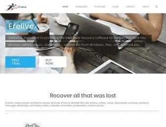 erelive.com screenshot