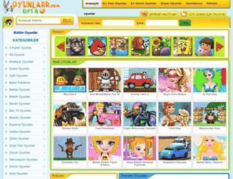 oyunlarr.com screenshot