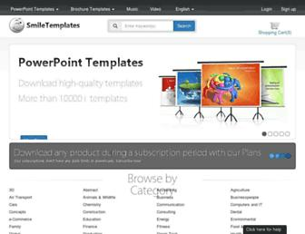 smiletemplates.com screenshot