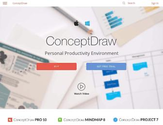 conceptdraw.com screenshot